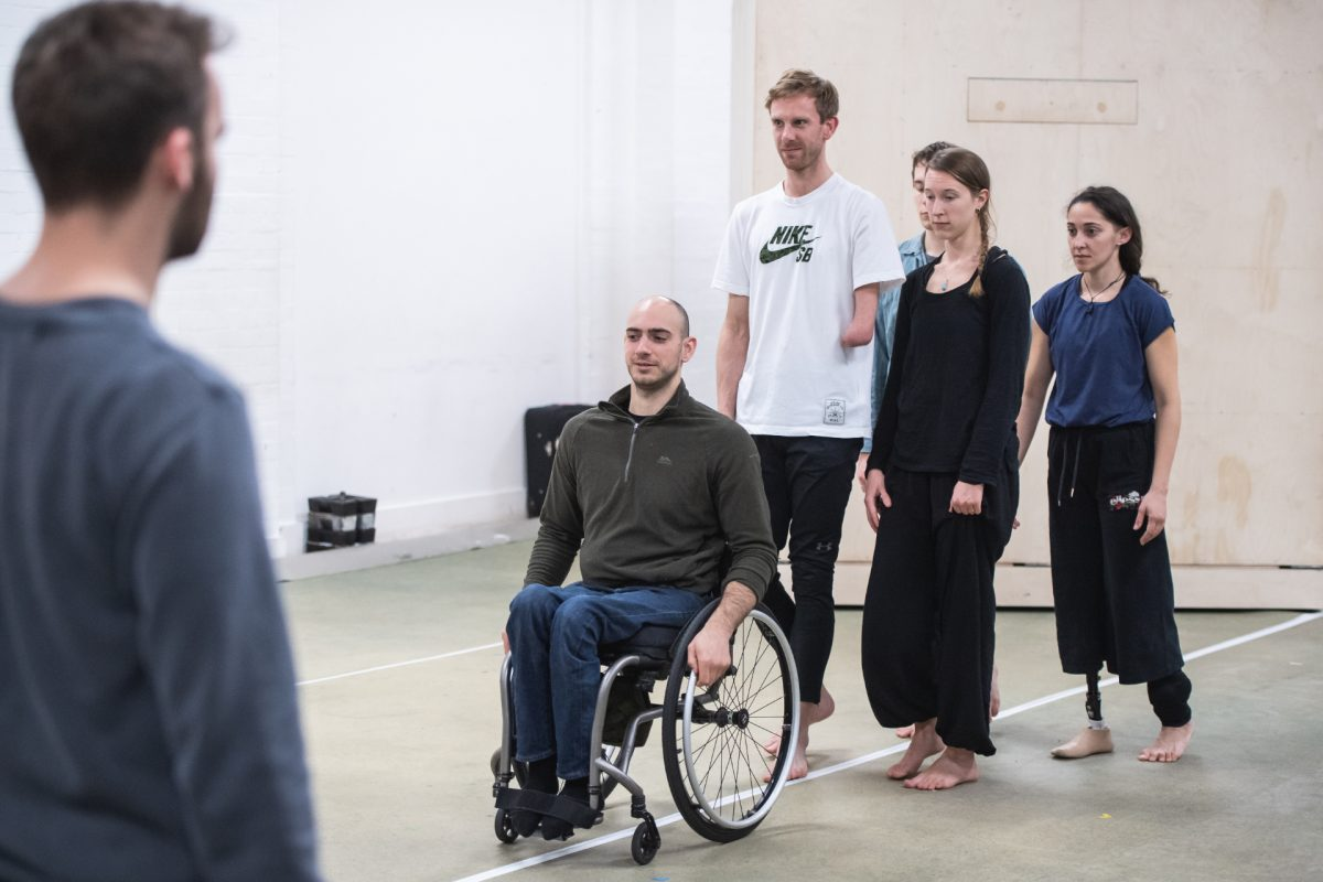 the-lost-thing-rehearsals-38. the-lost-thing-rehearsals-18. © ROH. Photo by Stephen Wright.