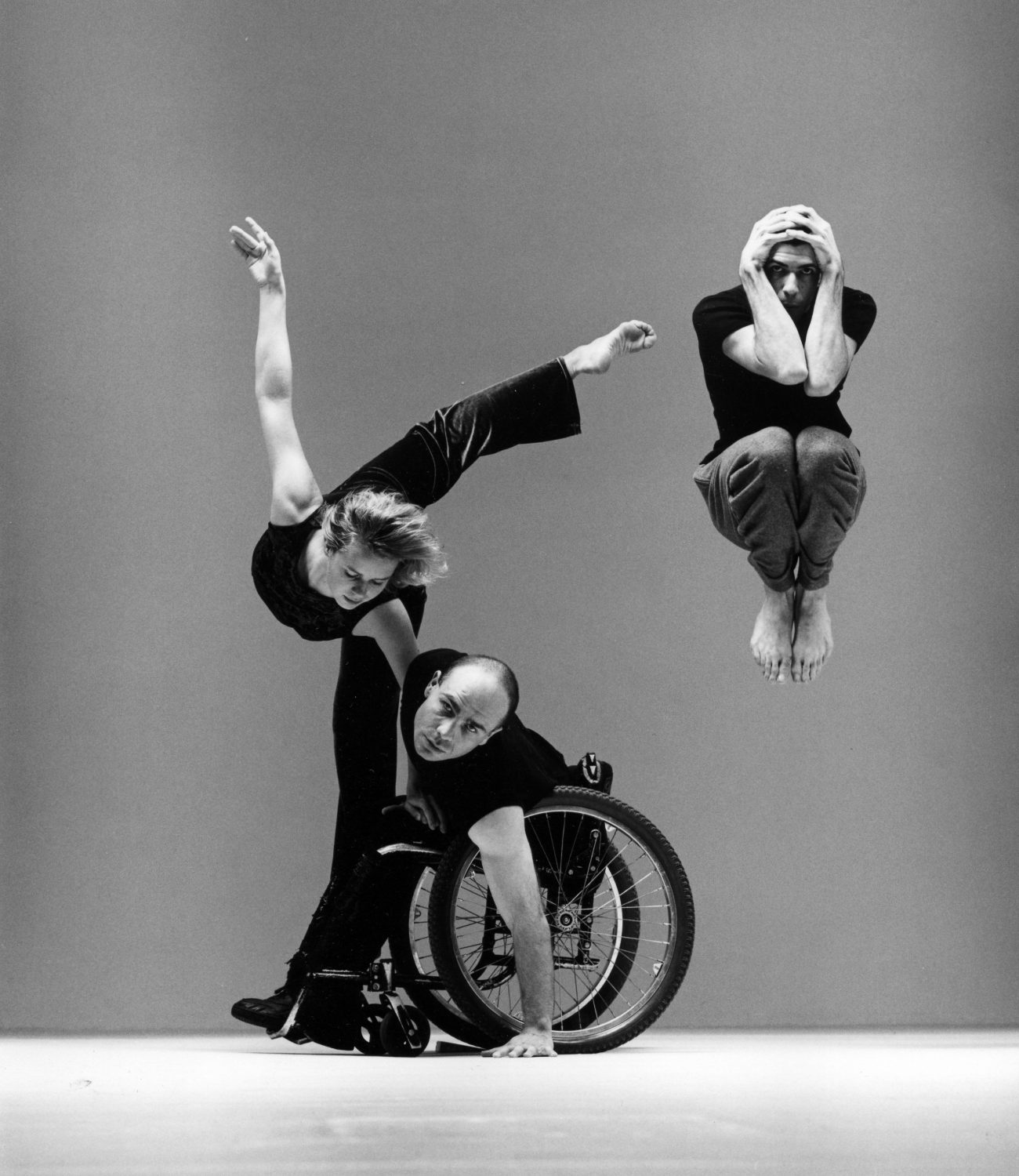 Candoco Dance Company, Photography by Anthony Crickmay