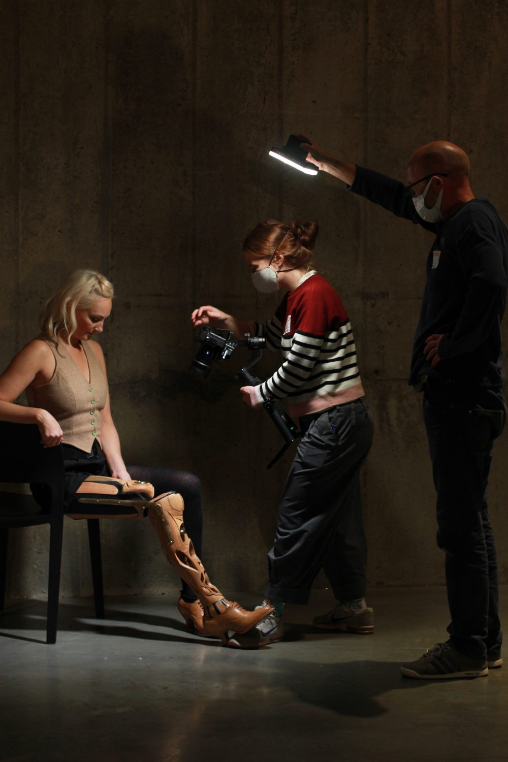 The Alternative Limb Project, photography by Becky Dann 01